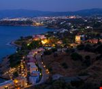 creta agio nicolaos by night