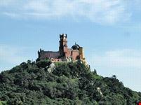 vista del castello sintra