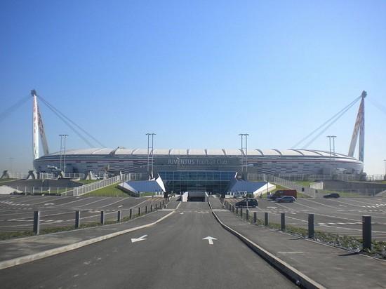 Juventus Stadium A Torino