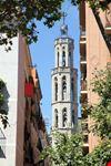 Eglise Sainte-Marie-de-la-Mer (Santa Maria del Mar) à Barcelone