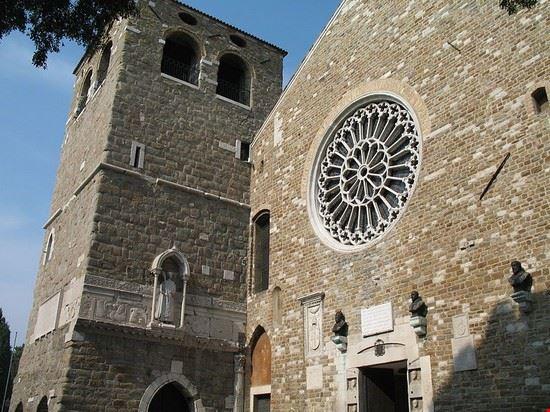 trieste cattedrale di san giusto a trieste