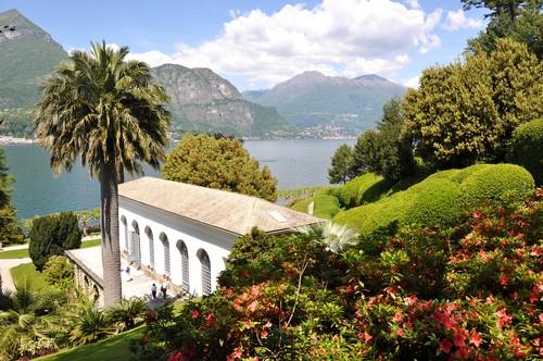 Villa melzi parchi e giardini a como - Giardini di villa melzi ...