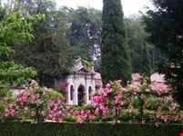como parco di villa giulini