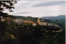 Lettomanoppello- il Panorama-
