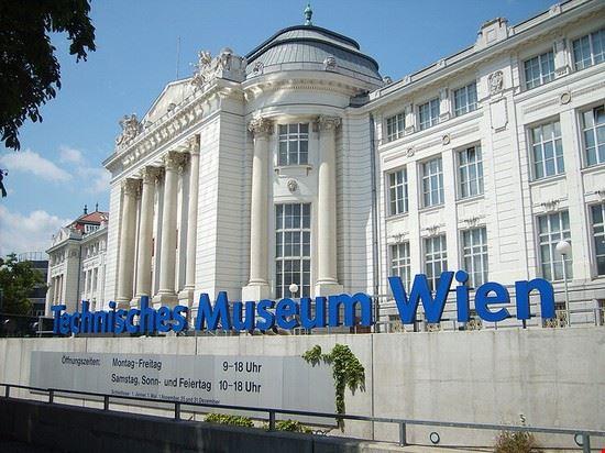 vienna museo della tecnologia