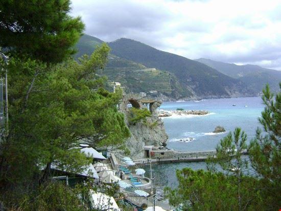 Monterosso mare e monti