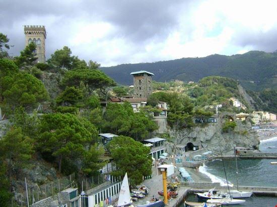 Monterosso:Veduta dal Gigante