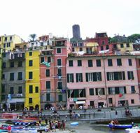 Vernazza:Panorama