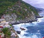 Vernazza:La costa