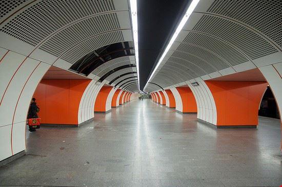 vienna stazione metro suedbahnhof