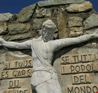Punta Helbronner - Confine Italia Francia