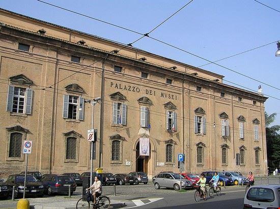 53561 modena musei civici di modena nel palazzo dei musei