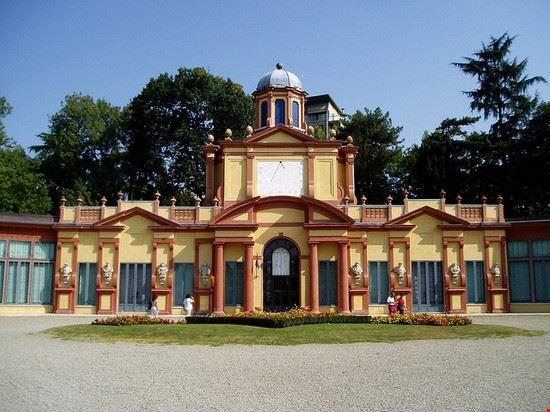 Giardino Ducale Estense e la palazzina del Vigarani, Modena