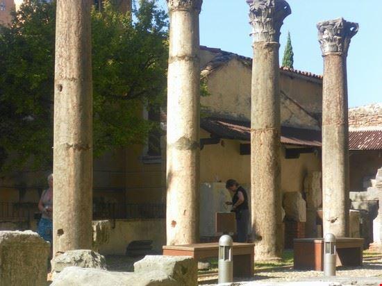 colonne romane verona