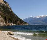 La città sul Lago di Garda