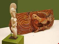 berlino reperti del museo etnografico- dalhem