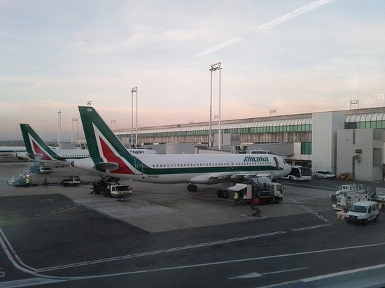 Aeroporto Italia : Aeroporto internazionale leonardo da vinci a roma