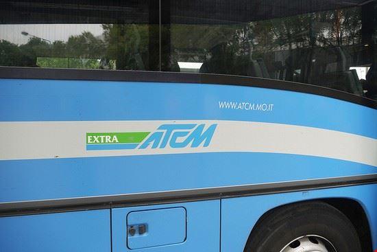 modena bus di modena gestiti da atcm