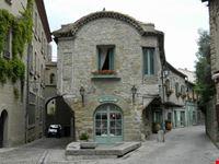 Carcassonne:Il centro storico