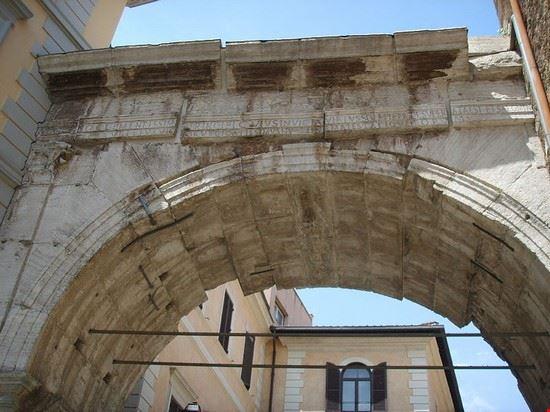 53850 roma l  arco di gallieno