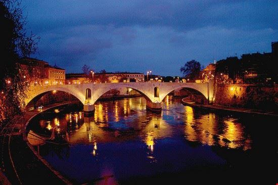 roma ponte mazzini