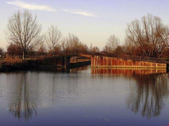 Parco Urbano Bassani a Ferrara