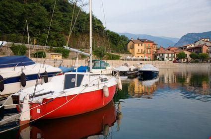 Il porto di Feriolo