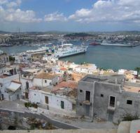 Veduta Panoramica di Dalt Vila