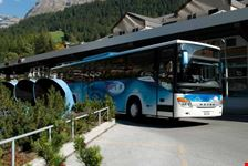 leukerbad bus leukerbad