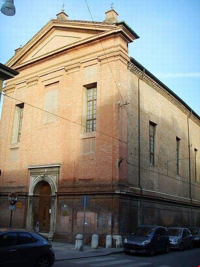 Oratorio dell'Annunziata a Ferrara
