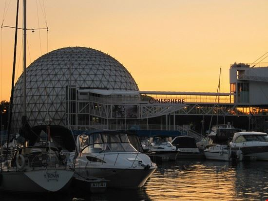 toronto cinesphere all  ontario place