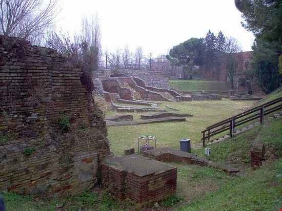 54355 rimini anfiteatro romano di rimini