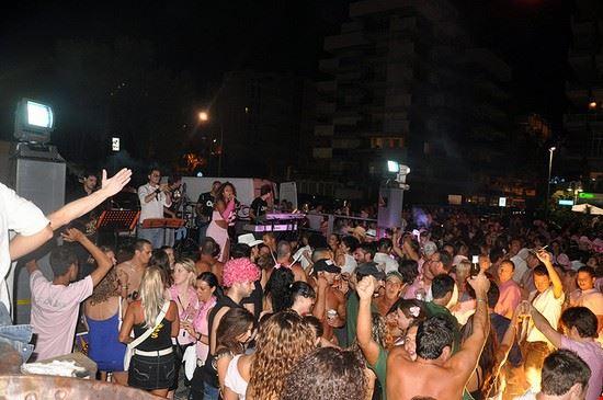 Le folli serate di Rimini