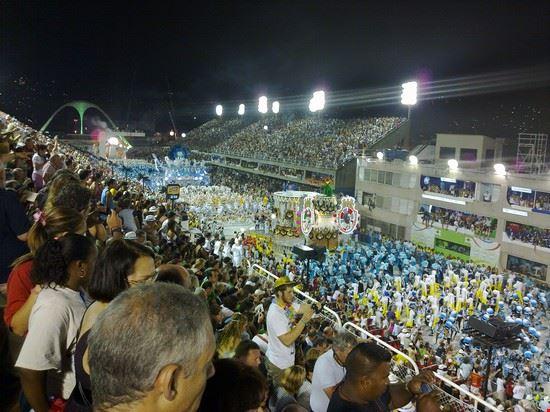 54439 rio de janeiro il sambodromo di rio in occasione del carnevale