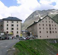 Ospizio sul versante svizzero