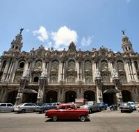Il Gran Teatro dell'Avana