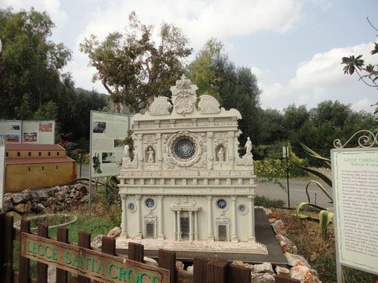 Basilica di Santa Croce in miniatura