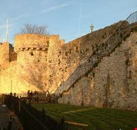 Mura medievali a Southampton