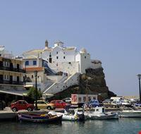 Il porto di Skopelos