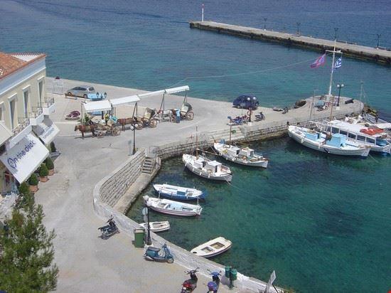 Il porto di Spetses