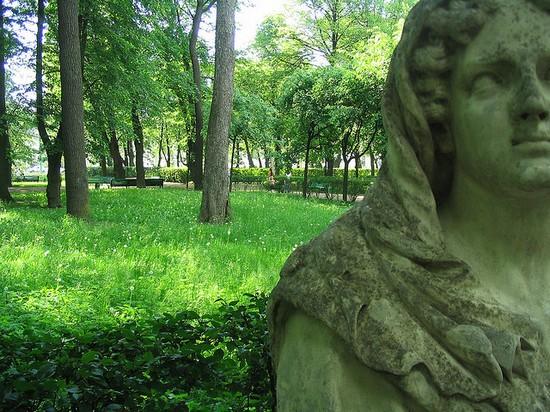 Giardino d 39 estate parchi e giardini a san pietroburgo - Il giardino d estate ...