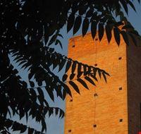 La torre di Casa Boccaccio a Certaldo Alto (FI), Toscana