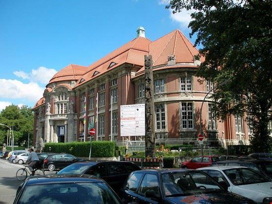 54883 amburgo museo di etnologia ad amburgo