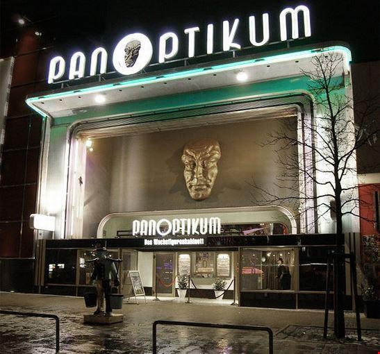 54884 amburgo museo delle cere panoptikum ad amburgo