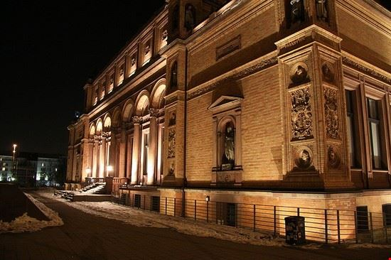 54888 amburgo museo d arte kunsthalle ad amburgo