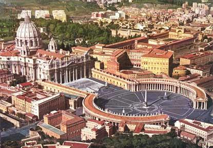 Foto Citt 224 Del Vaticano A Roma 415x289 Autore