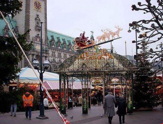 54901 amburgo mercatino di natale ad amburgo