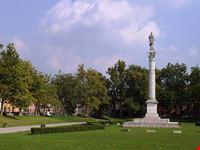 Piazza Ariostea a Ferrara