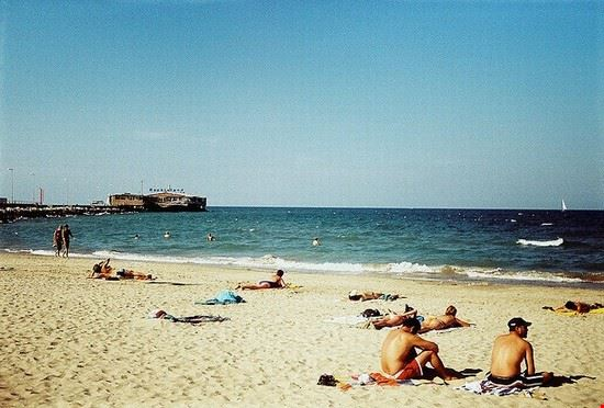 54923 rimini una spiaggia libera di rimini