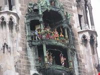monaco carillon a marienplatz monaco
